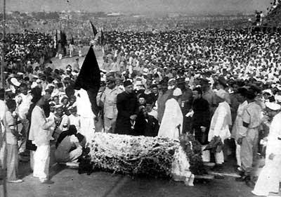 The Death Of Quaid-i-Azam
