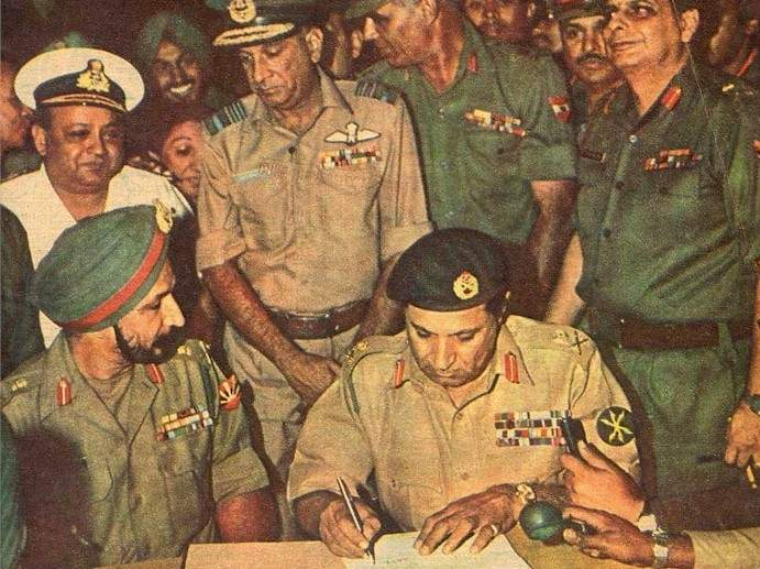War of 1971 and the Birth of Bangladesh