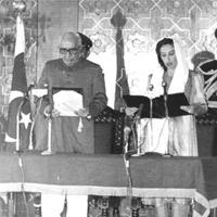 Benazirs First Regime