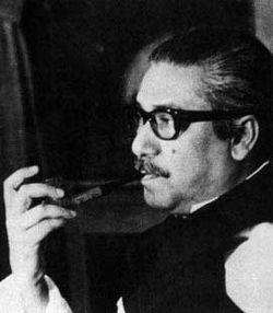Sheikh Mujib-ur-Rehman (1922-1975)