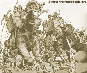 Alexander's Invasion