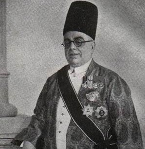 Sir Aga Khan III (1877-1957)