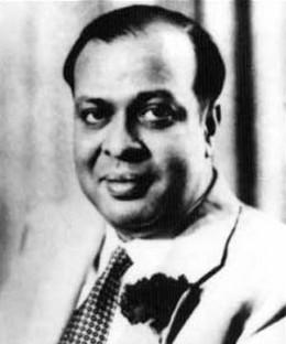 Mohammad Ali Bogra (1909-1963)
