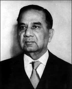 Hussain Shaheed Suhrawardy (1892-1963)