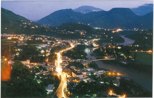 Muzaffarabad The Capital Of Azad Jammu Kashmir