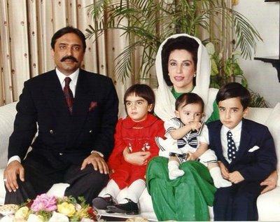 Asif Ali Zardari age
