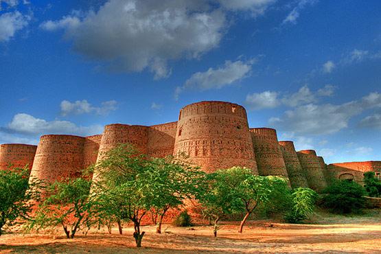Around Bahawalpur