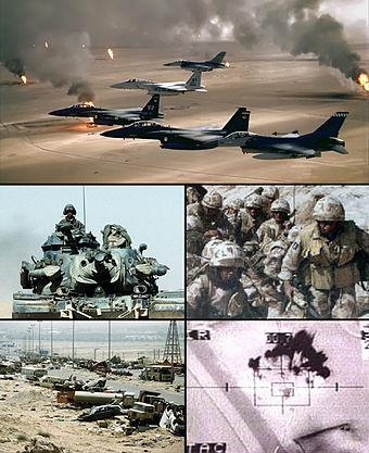Pakistan and Iraq- Kuwait war of 1990
