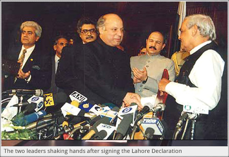 Lahore summit 1999