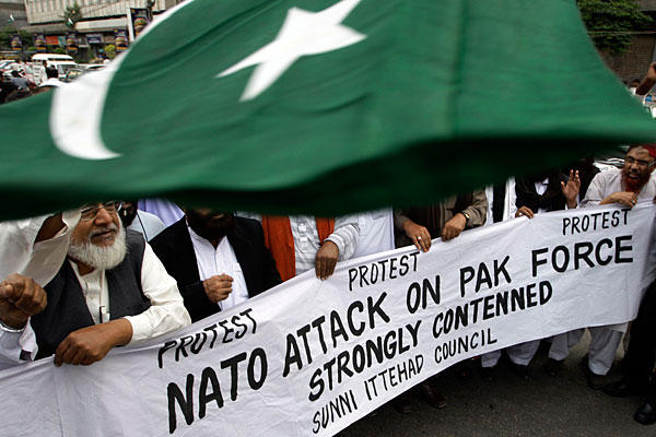 Salala Attacks in Pakistan