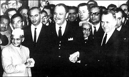 Tashkent Declaration 1966