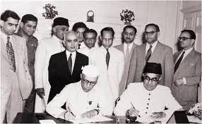 Liaquat-Nehru pact