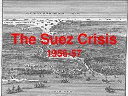 Pakistan's Policy towards Suez Canal Crisis