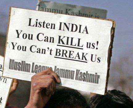 Kashmiri fight for freedom (1988-2001)