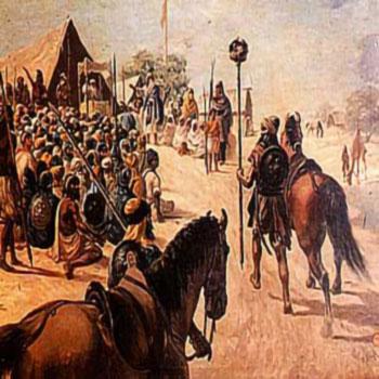 Nadir Shah's Invasion