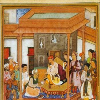 Society under Mughals