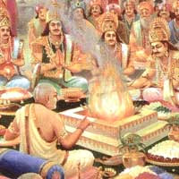 vedic period religion