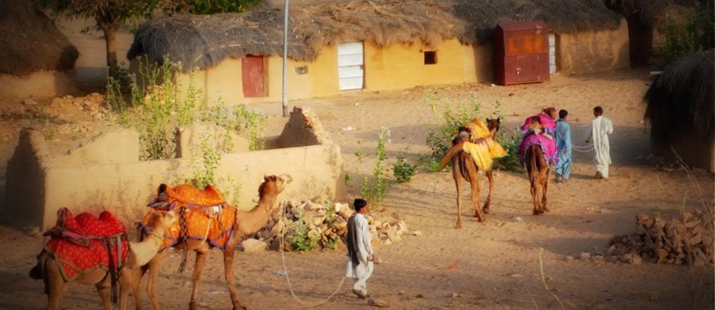 Tharparkar, heart of Thar Desert