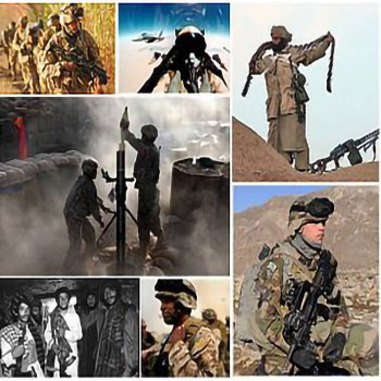 American-Invasion-on-Afghanistan