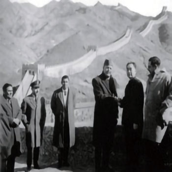 Ayub-Visit-to-China