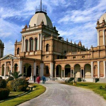 Beautiful Noor Palace Bahawalpur, Pakistan