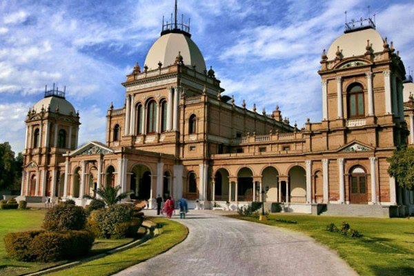 Beautiful Noor Palace Bahawalpur, Pakistan